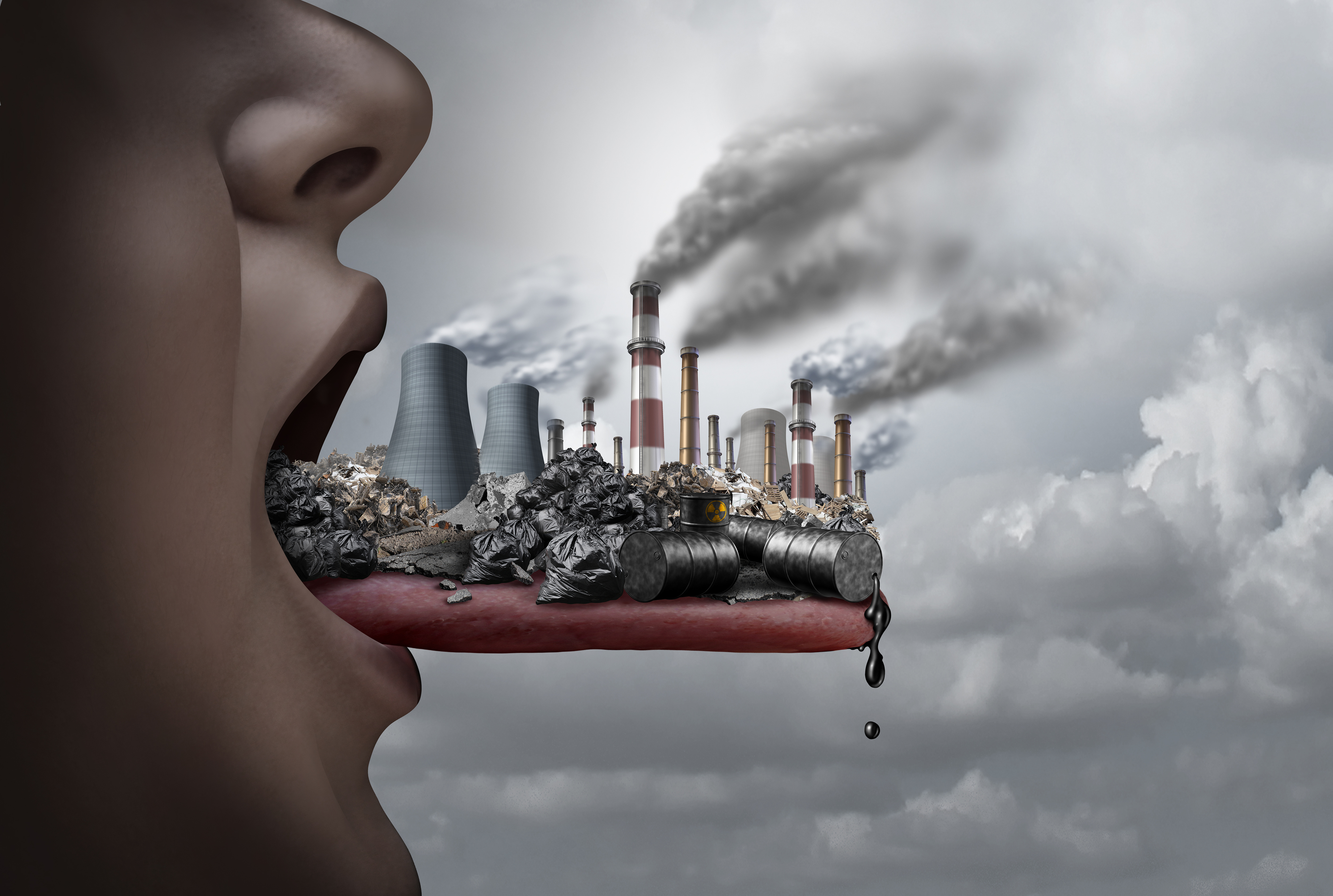 Toxic Pollution