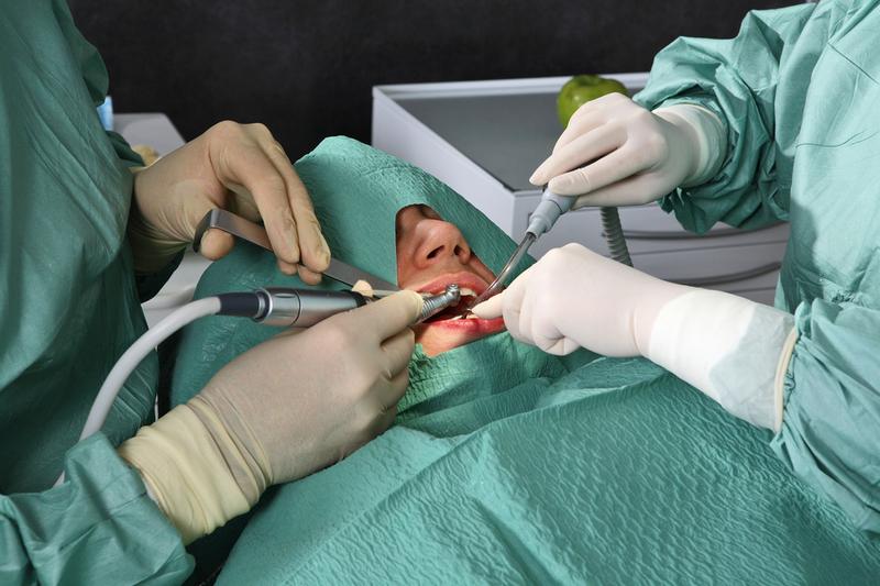 Chirurgische Störfeldsanierung